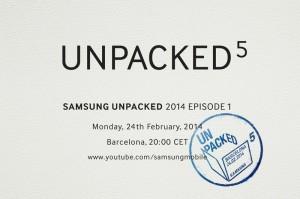 Samsung Galaxy S5, la presentazione