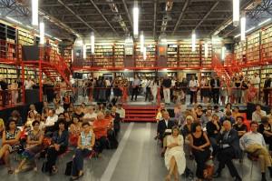 Biblioteca - ASAC alla Biennale Architettura 2012