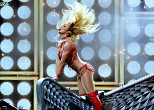 Britney Spears  @ Billboard Music Awards 2016