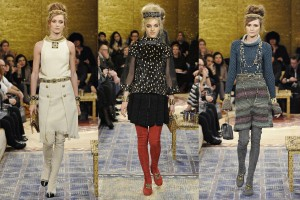 Chanel Paris-Byzance autunno inverno 2011-2012