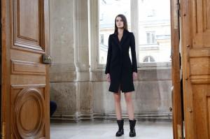 Bouchra Jarrar, una creazione della primavera estate 2016 - haute couture
