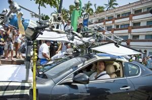 Bradley Cooper e la Maserati GranTurismo in Limitless