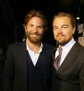 Bradley Cooper e Leonardo DiCaprio @ Leonardo DiCaprio Foundation Gala 2016