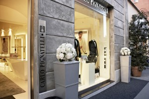 Boutique Carlo Pignatelli in V.le Pasubio 6