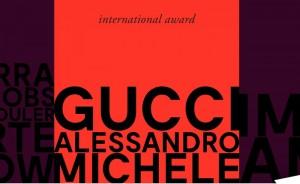 CFDA Fashion Awards 2016, International Award a Alessandro Michele di Gucci